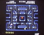 Pac Man Clone developed on XGS Micro Edition
